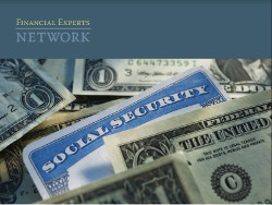 Cover of Financial Expert Network's Social Security FAQ Guide for 2019